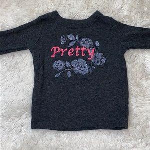Baby girls shirt